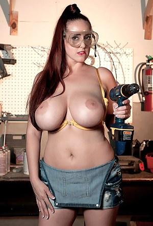 Big Boobs Uniform Porn Pictures